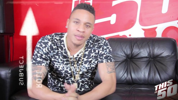 Rotimi Says T.I. Offered Him A Record Deal + Why He Signed With 50 Cent W Pvnch