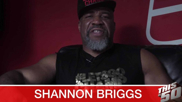 Shannon Briggs on Feeling Suicidal; David Haye; Fighters Being Afraid  Retiring George Foreman