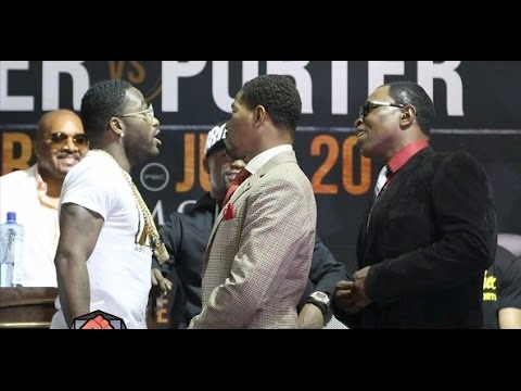 Shawn Porter & Kenny Speak on Near Brawl with Adrien Broner + Fight With Triple G or Danny Garcia ?