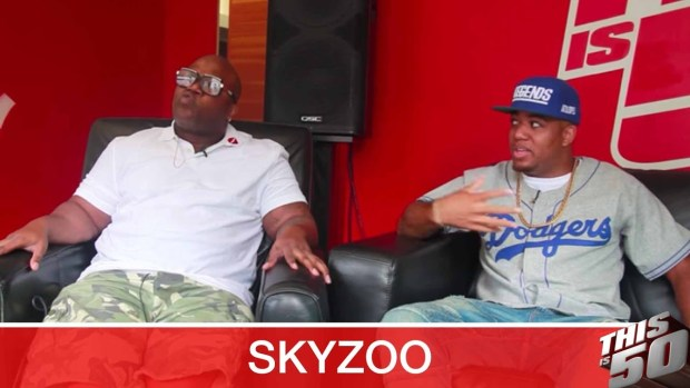 Skyzoo on The Easy Truth; Police Brutality; Friendship w/ Tyrese; Hillary VS Trump