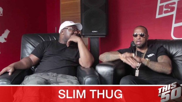 Slim Thug on Troy Ave Incident; New Album; Police Brutality; Letoya Luckett