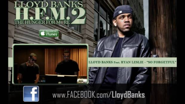 So Forgetful by Lloyd Banks feat Ryan Leslie [Radio RIP] [Off of HFM2] | 50 Cent Music