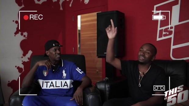 Speed Dollaz on Music Scene in Delaware ; Jadakiss Influence ; Spits Freestyle