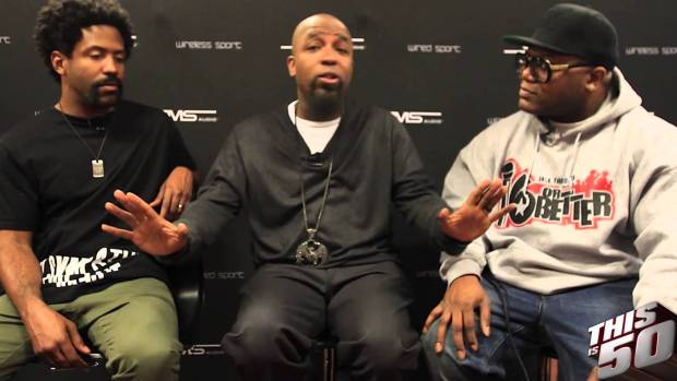 Tech N9ne & Murs on Family; Money; Real Friends; Fame