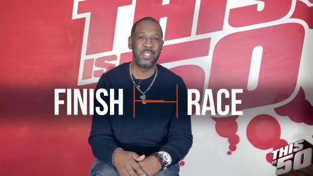 "The Winner's Circle W/ June Archer – ""Finish The Race"""