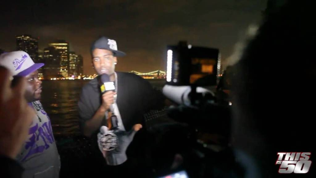 Thisis50 Fest – Focus On Tony Yayo | Behind The Scenes | 50 Cent