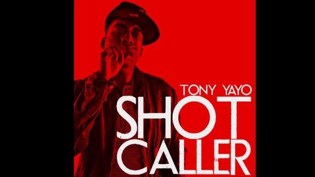 "Tony Yayo – ""Shot Caller"""