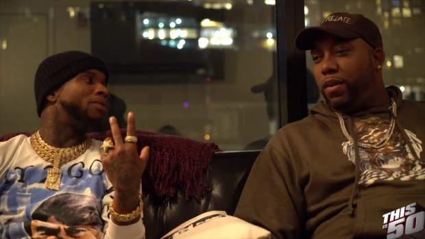 Tory Lanez on Being The Best Artist In Music + Details Drake Beef To Respect + Meek Mill
