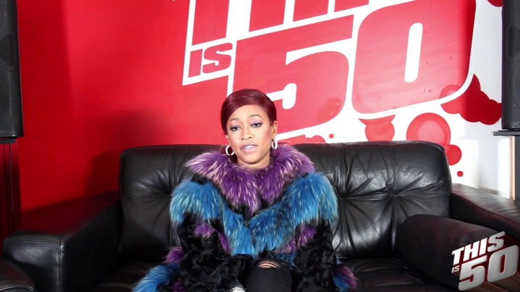 Trina on Having an Entourage Full of Women; Gives Jack a Free Verse;  F*ck Love