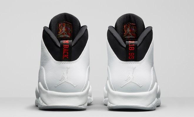 "4dbc95733cc5 Air Jordan X ""I m Back"" drop this Sunday"