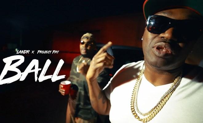 """Jamil $cott Feat Project Pat – """"Hustlin' 2 Ball"""" [Video]"""