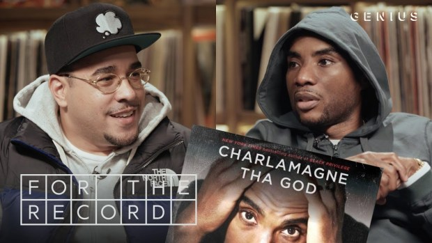 Charlamagne Tha God Discusses His Book 'Shook Ones,' Mental Health And Kanye West | For The Record