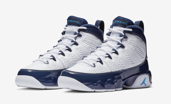 e58cd2025003 Check out these Jordan 9 s set to release next month at All-Star Weekend
