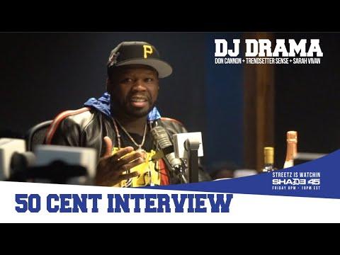 16b4645360f2 50 Cent talks BMF Series