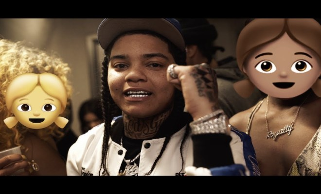"""Young M A """"Thotiana"""" Remix (Official Music Video)"""