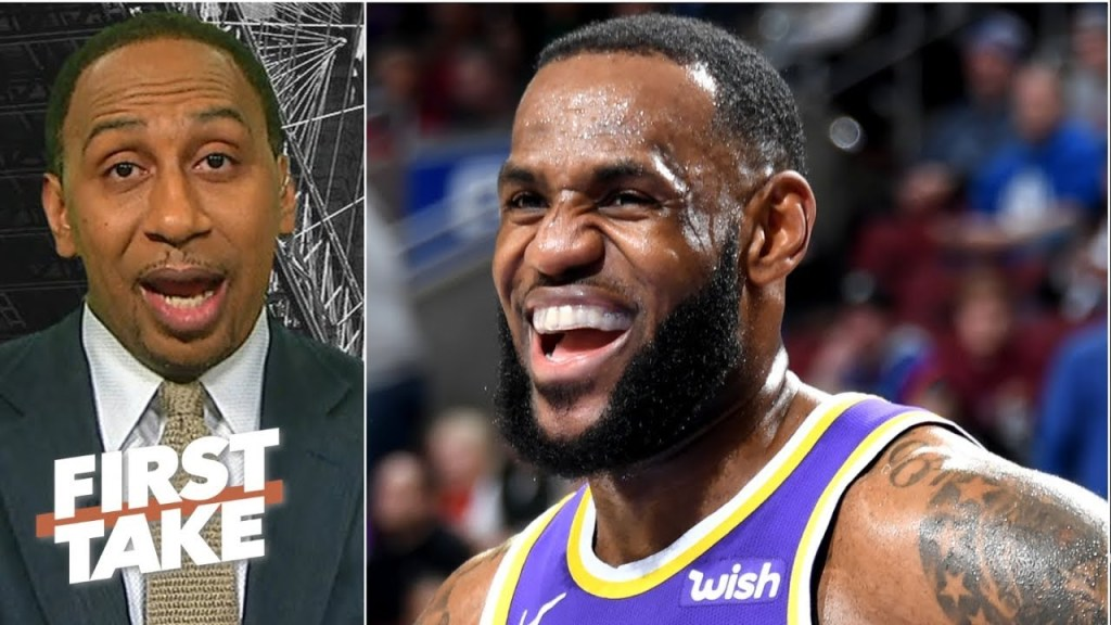 LeBron surpassing Jordan in points cements him as one of the greatest ever – Stephen A. | First TakeLeBron surpassing Jordan in points cements him as one of the greatest ever