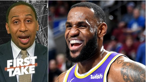 LeBron surpassing Jordan in points cements him as one of the greatest ever – Stephen A.   First TakeLeBron surpassing Jordan in points cements him as one of the greatest ever