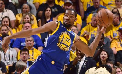 55e7202d2977 Kevin Durant drops 50 on the Clippers advancing the Warriors to a playoff  rematch with the Rockets