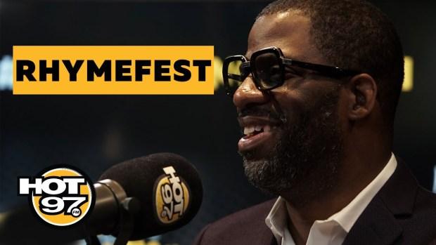 Rhymefest On Kim Kardashian, Kanye West & Donda House Controversy, + Apologizing To Erykah Badu