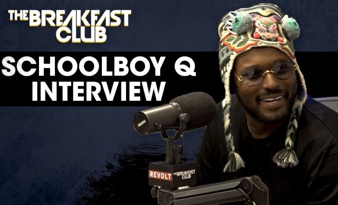 ScHoolBoy Q Talks Not Censoring Things For His Daughter, Nas