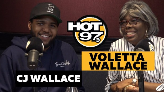 Ms. Voletta Wallace & CJ Wallace On Notorious B.I.G.'s Legacy & Christopher Wallace Way In BK