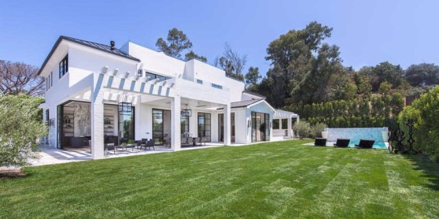 Have a look inside LeBron James' $23m Los Angeles mansion