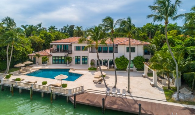 Look inside Dwyane Wade and Gabrielle Union's $32.5 million Miami Beach mansion