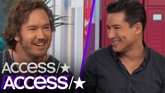Mario Lopez Jokes He Can't Afford Pal Mark-Paul Gosselaar For 'Saved By The Bell' Reboot