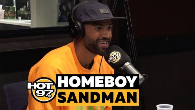 Homeboy Sandman Spits Ridiculous Bars, Talks Life, & Listens to Da Baby for the First Time