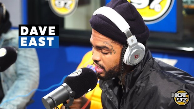 Dave East HOT97 #Freestyle136