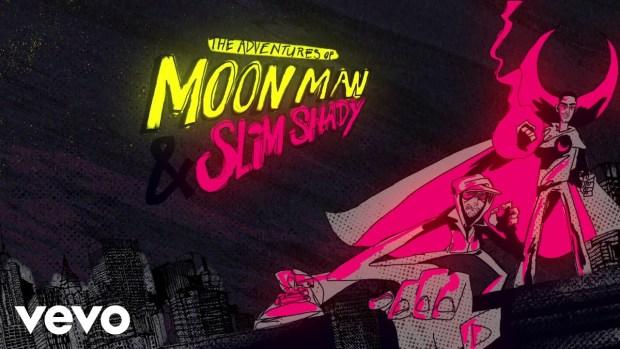 The Adventures Of Moon Man & Slim Shady ft. Eminem