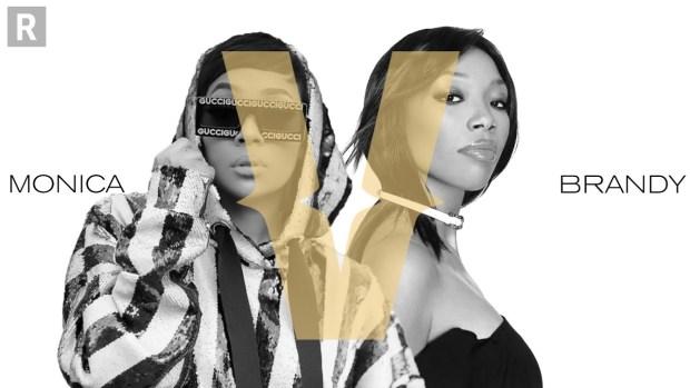 Brandy and Monica go head-to-head in Verzuz