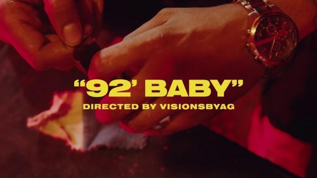 Wisconsin Hip Hop Artist 92Baby Drops New Visual, Releases New Album