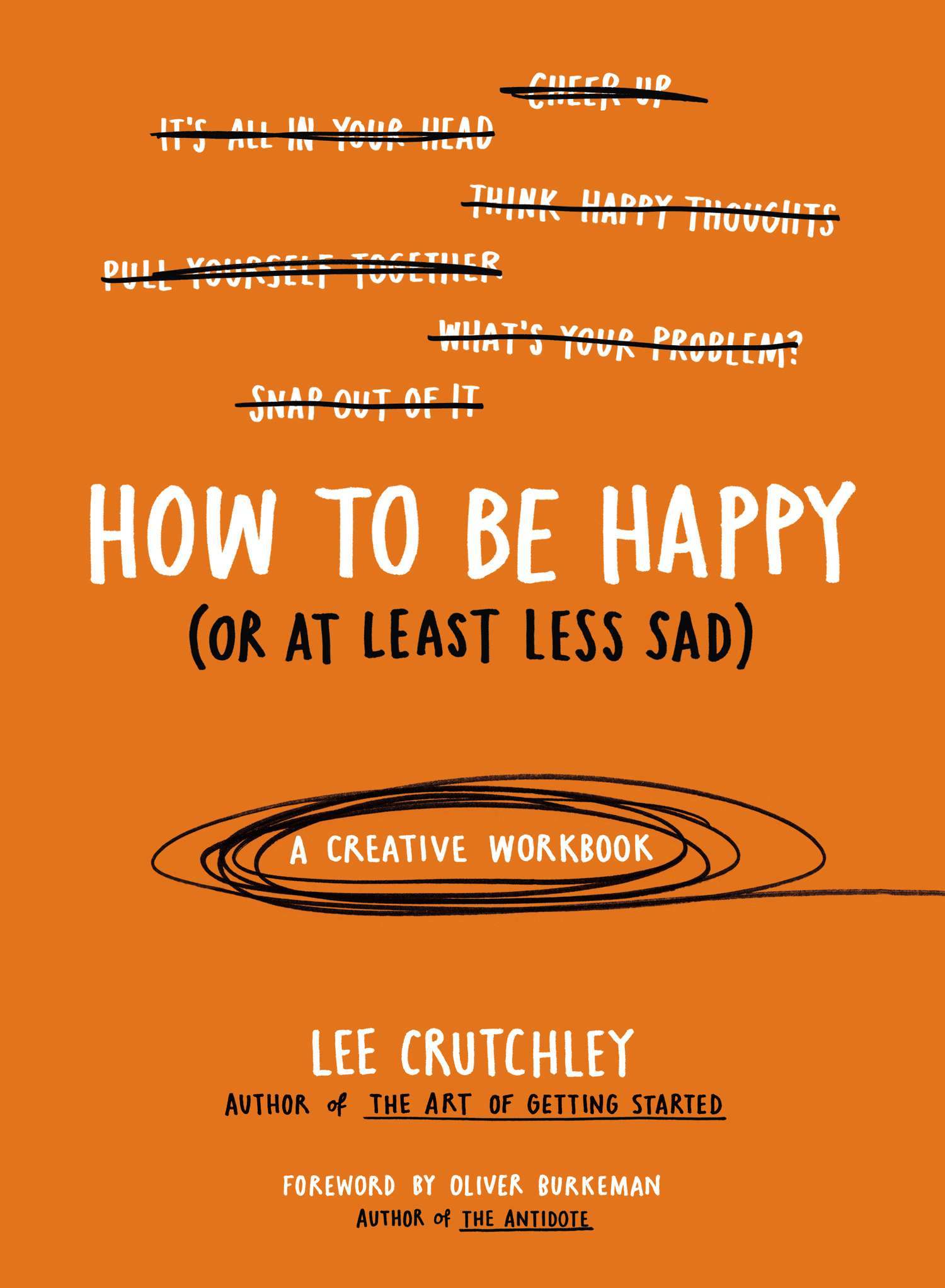 Review How To Be Happy Lee Crutchley