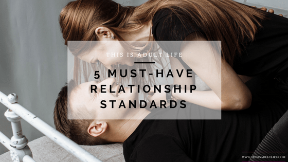 Relationship standards