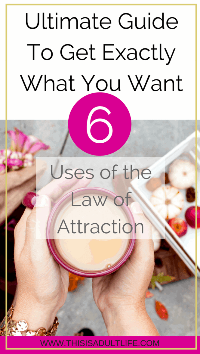 Ultimate guide to get EXACTLY what you want