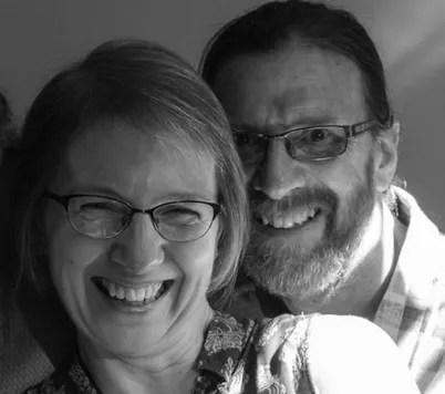Andrew and Lesley Dornan