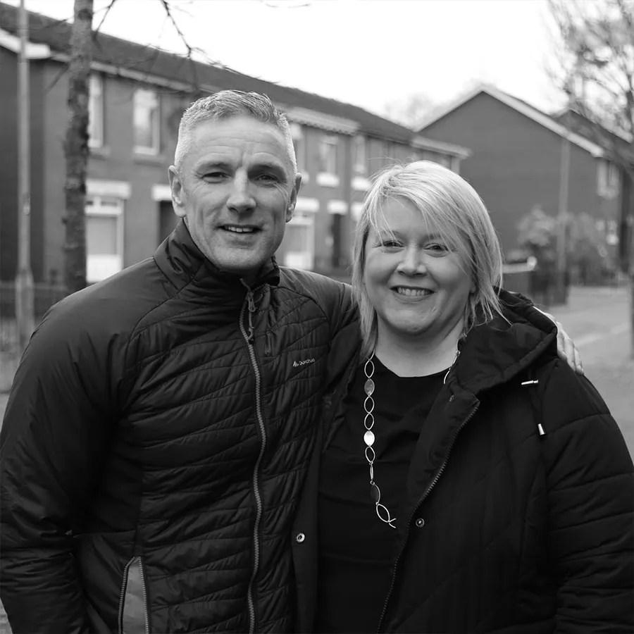 Thomas & Leanne Todd