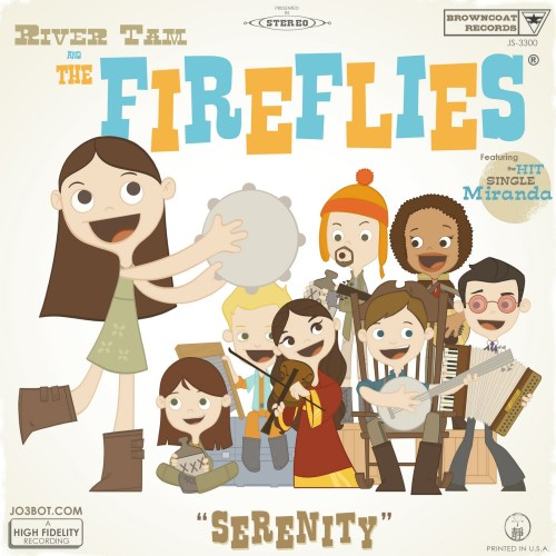 River Tam and the Fireflies