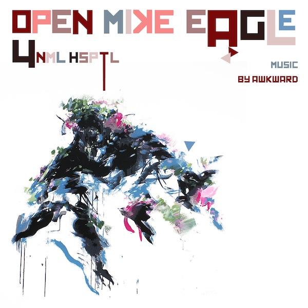 Open Mike Eagle's 4NML HSPTL
