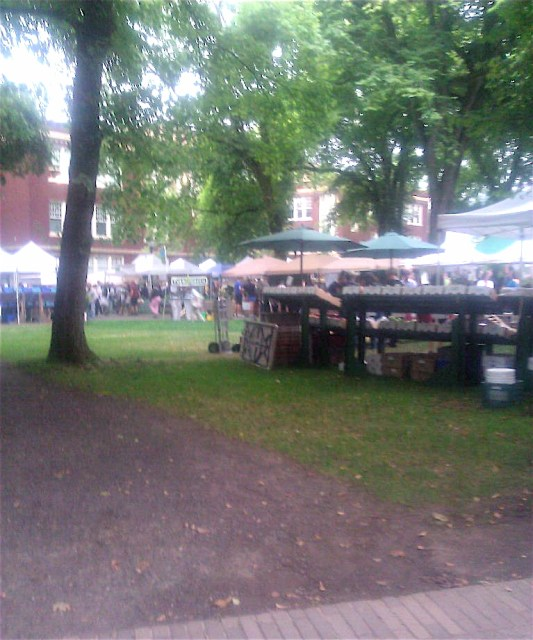 Portland State Farmer's Market