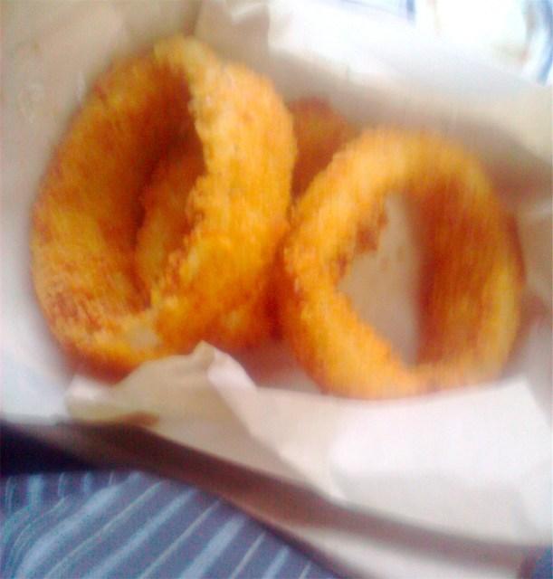 Burgerville's Walla Walla Onion Rings