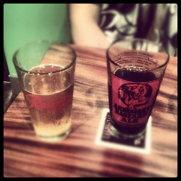 """Apricot Cider & """"Early Start"""" Belgian Beer"""