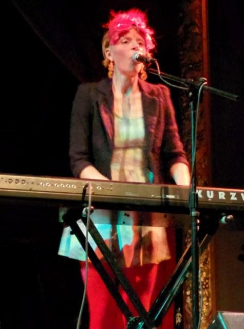 Julia Massey!