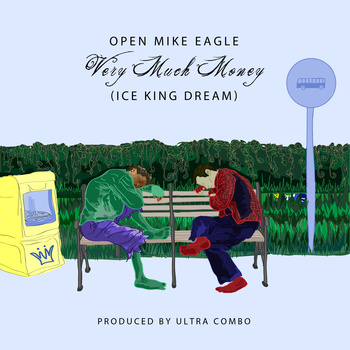 Very Much Money by Open Mike Eagle