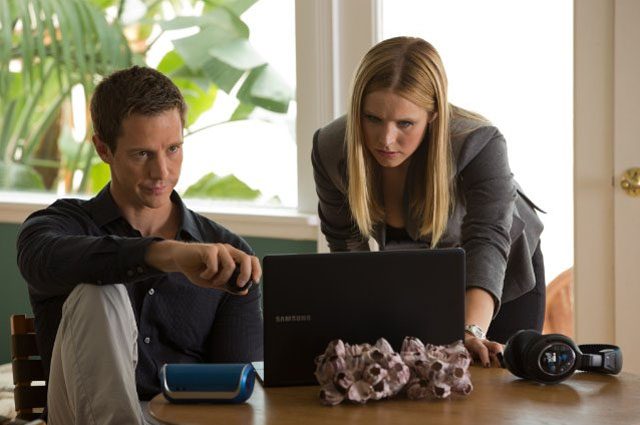 Veronica Mars: she's watching you... watching your every move...