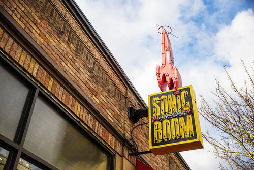 Sonic Boom Records Seattle