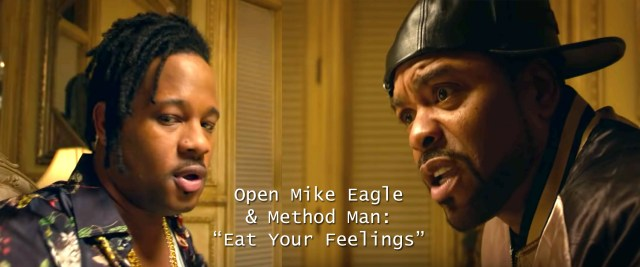 Open Mike Eagle & Method Man: Eat Your Feelings