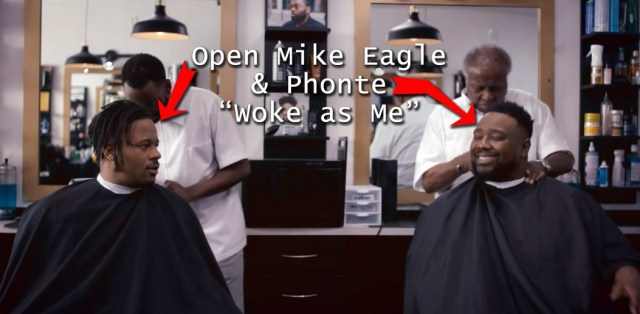 "Open Mike Eagle & Phonte: ""Woke as Me"""