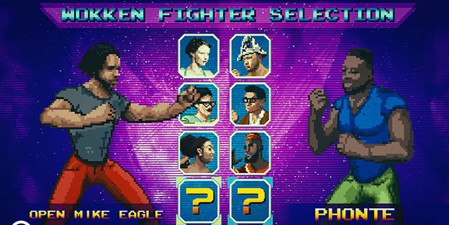 Wokken Fighters: Open Mike Eagle vs Phonte!
